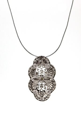 Paulini silver Choker Empress  (R) PA011AC22XCJMY_1