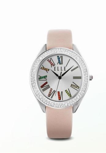 ELLE pink Fashion Ladies Watch EL900AC85WFQMY_1