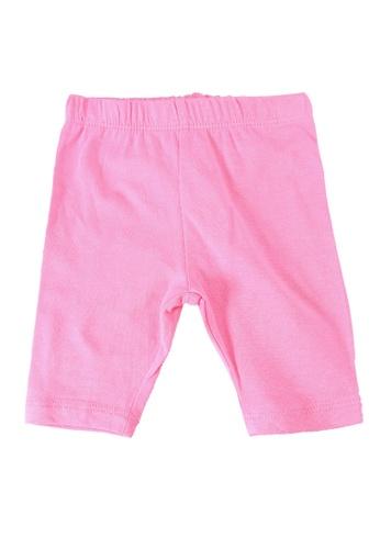 OVS pink Three-Quarter Leggings AD122KA120A1B4GS_1