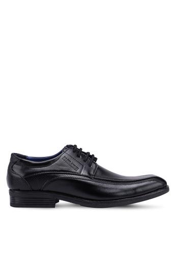Rocklander black Solid Formal Shoes 4949DSH3758C5CGS_1