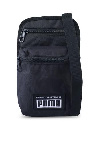 PUMA black Puma Academy Portable Bag 081EBACFE75024GS_1