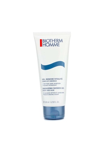 Biotherm BIOTHERM - Homme Energizing Shower Gel For Body & Hair 200ml/6.7oz 7054CBE9D9D0F4GS_1