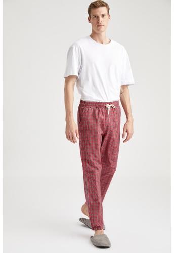 DeFacto red Man Homewear Bottoms 43155AA37AD01FGS_1