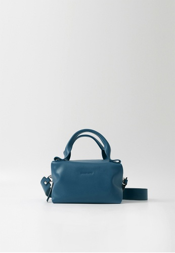 BERACAMY blue BERACAMY EUA Mini Satchel - Denim Blue 25D3FACD667611GS_1
