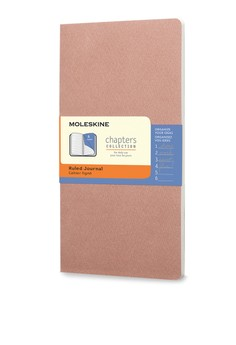 Chapters Journal Slim Ruled Pocket