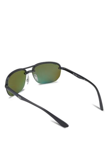 2d0fbfeb5a Women s Ray-Ban Sunglasses  RB3543 112 A1 59mm Polarized Blue Mirror  Chromance