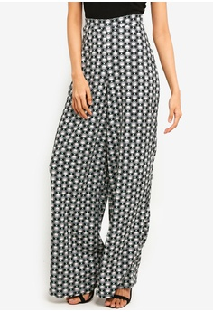 d1f64a4e80 Wide Legged Pants Available at ZALORA Philippines