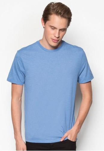 基本款圓領T 恤, 服飾, esprit 請人T恤