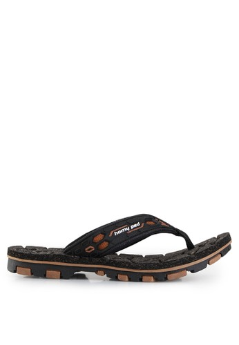 Homyped brown Strong 02 Men Sandals HO842SH53GYOID_1