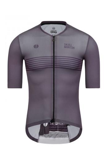 MONTON purple Monton Skull Men's Cycling Jersey Daily B745EAA9981C37GS_1
