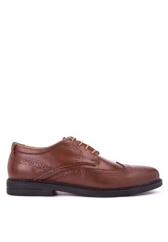 Preview brown 1016-3 OXFORD Formal Shoes PR211SH0J9TCPH_1