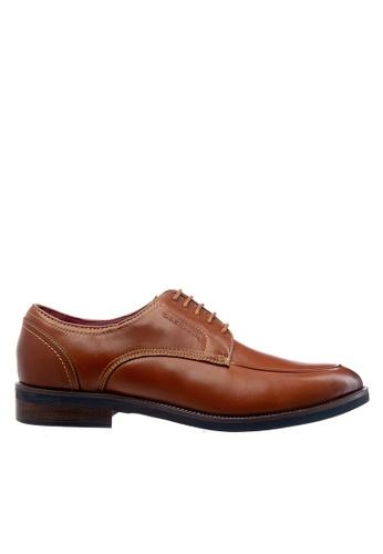 Obermain brown Obermain Men's Alex Daniel Lace Up Dress - Tan B0D78SH66CBE6DGS_1