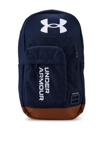 Under Armour blue UA Halftime Backpack CB1B4AC872BB53GS_1