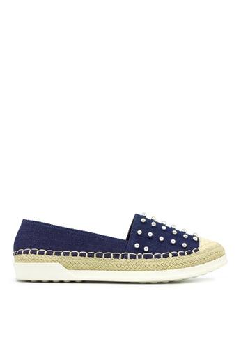 Carlo Rino blue Carlo Rino 33350-A006-13 Slip-on Sneaker (Blue) ACCBDSH250A551GS_1