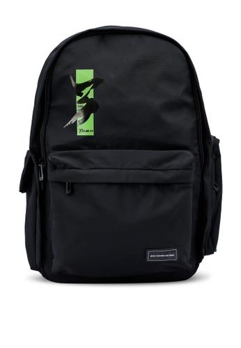 361° black Sports Life Backpack 272B3AC3307216GS_1
