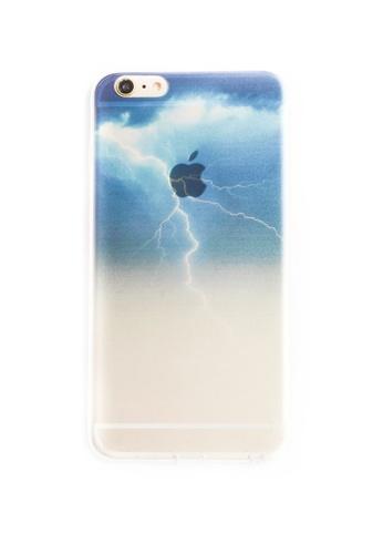 Fancy Cellphone Cases multi Lighting Soft Transparent Case for iPhone 6plus/6splus FA644AC51XXGPH_1