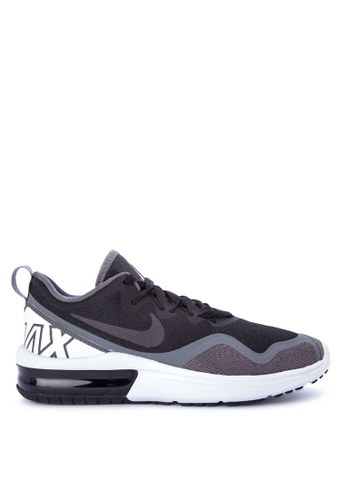 Nike black and grey Women's Nike Air Max Fury Running Shoes NI126SH0STTWMY_1