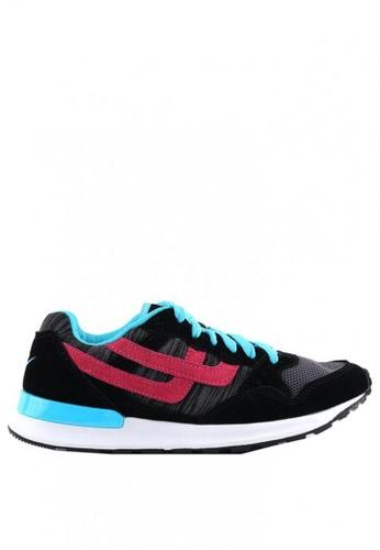 World Balance black Freedom Max L Running Shoes BDB55SH672BE97GS_1