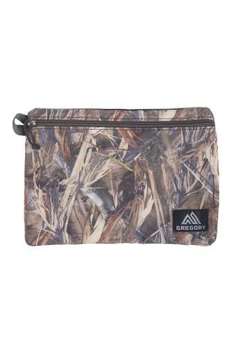 Gregory multi GREGORY Envelope Pouch A4 Drt Camo EE220AC453694AGS_1