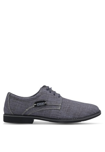 Knight grey Formal Business Shoes KN875SH0RF96MY_1