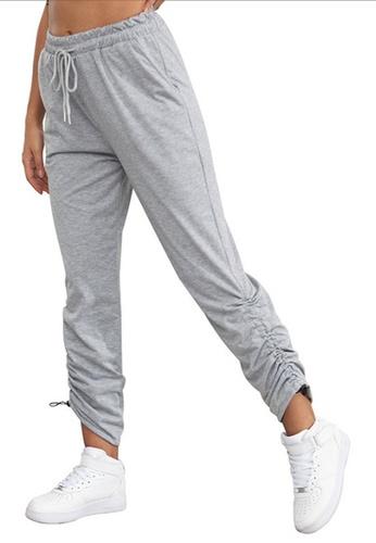 Twenty Eight Shoes grey VANSA Fashion Casual Sports Pant  VCW-P6379 19C87AAB589873GS_1