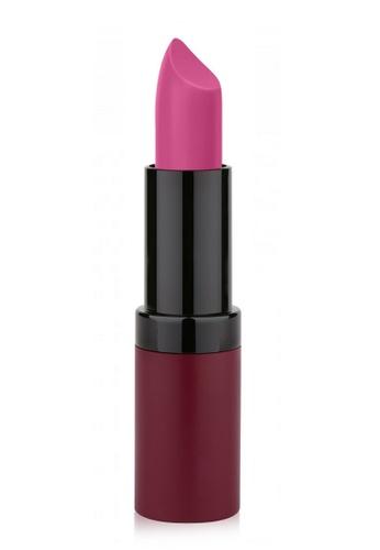 GOLDEN ROSE pink VELVET MATTE LIPSTICK - 13 GO743BE99FPWMY_1