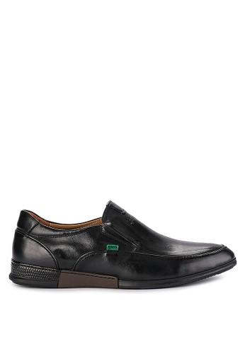 Kickers black Man Shoes 3118B 5D67CSH5257008GS_1