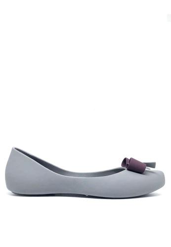 Twenty Eight Shoes Jelly Bow Ballerinas 508D 341A4SHD72BE19GS_1