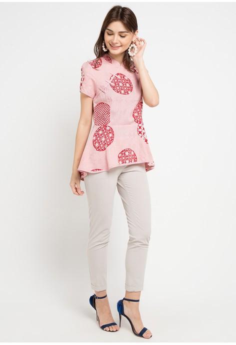 Batik Wanita - Jual Baju Batik Wanita Terbaru  9289e43c97