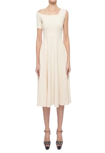 ck Calvin Klein 白色 重磅手感連衣裙 8248BAAFF3C1A8GS_1