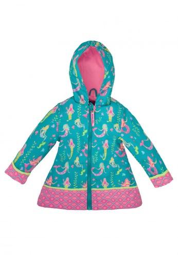 Stephen Joseph multi Rain Coat Mermaid 7187AKACA712DEGS_1