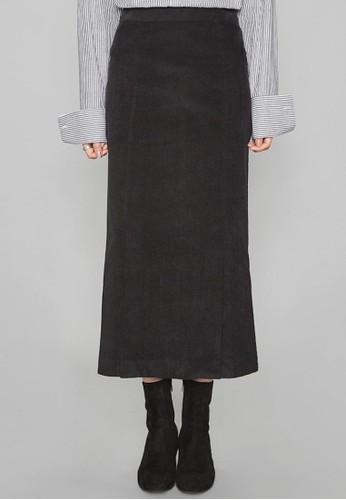 天鵝絨女士長裙, 服esprit causeway bay飾, 裙子