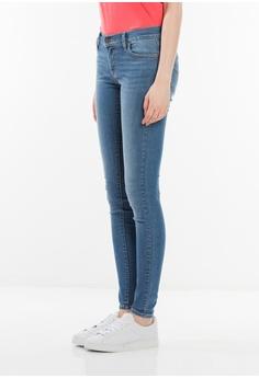 ebc068ad8dd Levi s blue Levi s® 710 Super Skinny Jeans 964A0AAAA9A318GS 1