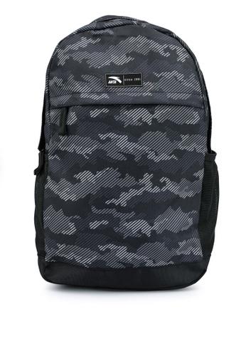 Anta black KM Backpack 115F7ACC956F6AGS_1