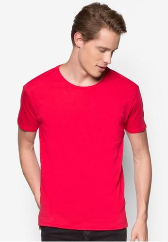 彩色短袖TEE, 服飾esprit 請人, T恤