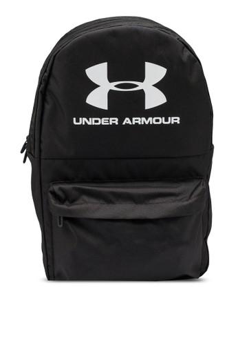 Under Armour black UA Loudon Backpack C17EFAC6630A10GS_1
