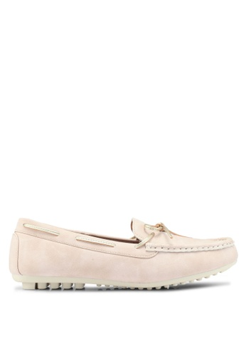 Bata pink Casual Slip-On Loafers BBECDSHD403F22GS_1