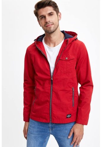 DeFacto red Man Outer Wear Mont 17815AA2EF88B0GS_1