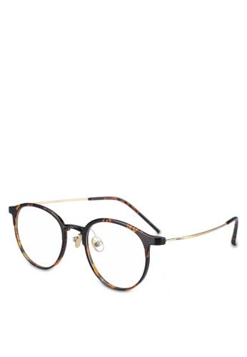 Medium Rare Store 褐色 Oma Glasses 65894GL8554685GS_1