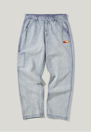 Twenty Eight Shoes Vintage Wash Jeans 93347W 95B59AA683B5EFGS_1
