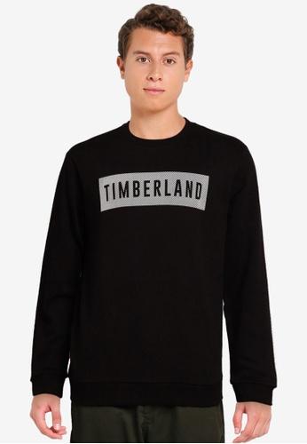 Timberland black Oyster River Sweatshirt BD3C0AA80B900AGS_1