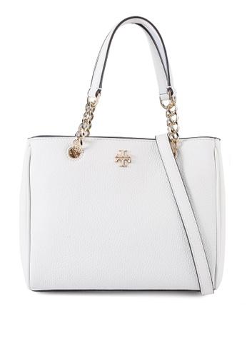 TORY BURCH beige Carter Small Hand Bag (NT) 070C1AC27C9CB8GS_1