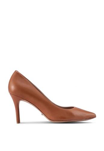 ALDO brown Coronitiflex Pump Heels DFEA8SH0114CC1GS_1