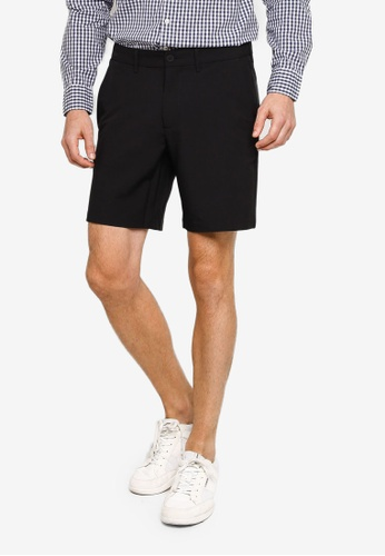 Abercrombie & Fitch black Traveler Shorts BE611AA0783103GS_1