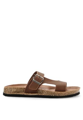 CARVIL brown Sandal Casual Men Miami-02M BBA4CSH7181A51GS_1