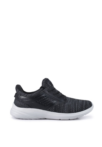 Louis Cuppers black Casual Sneakers 084ABSH501C188GS_1