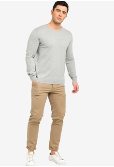 f3ef9946e 30% OFF French Connection Stretch Cotton Crew Jumper S  66.90 NOW S  46.83  Sizes S M L XL XXL
