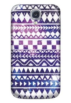 Aztec Matte Hard Case for Samsung Galaxy S4