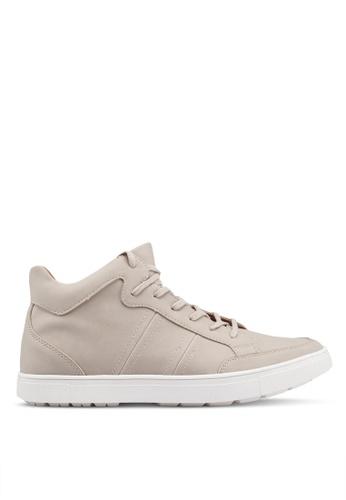 ALDO 灰色 高筒運動鞋 468C9SHD246620GS_1