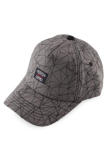 Cressida Geometric Trucker Hat